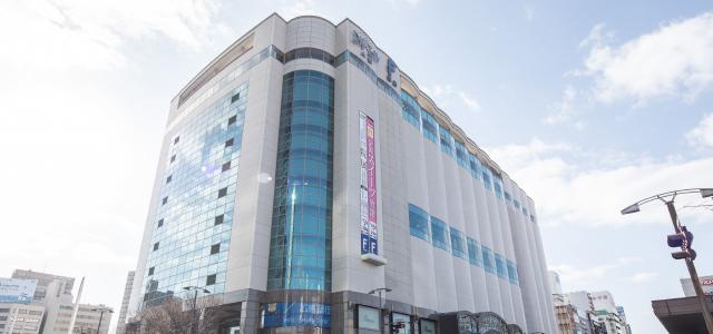 福屋 広島駅前店・エールエールA館 約680m(徒歩9分)