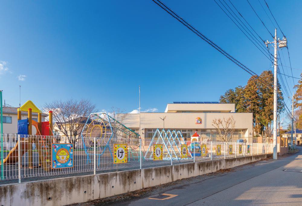 けいほう保育園 約940m(徒歩12分)