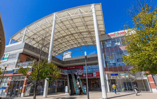 KCA・アクロスプラザ大分駅南 約300m(徒歩4分)