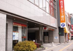 西日本シティ銀行 門司駅前支店 約2,200m(車3分)