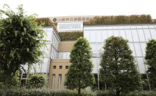 川崎市多摩病院 約1,400m(徒歩18分)
