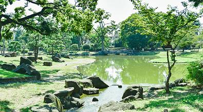 住吉公園 約1,100m(徒歩14分)
