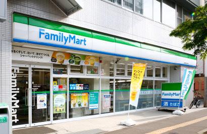 ファミリーマート札幌北5条店 約20m(徒歩1分)