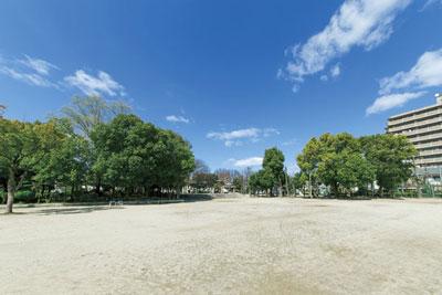 大宮中央公園 約40m(徒歩1分)