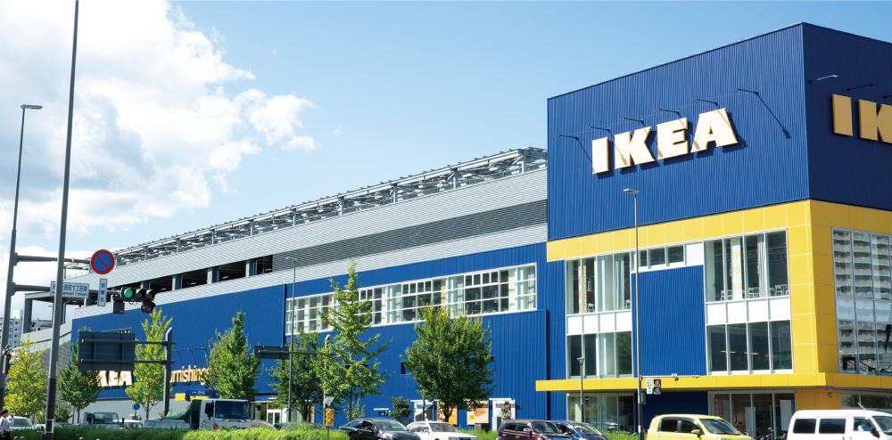 IKEA仙台 約3.4km(車6分)
