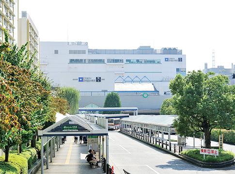 東急田園都市線「青葉台」駅 EAST約640m徒歩8分・WEST約720m徒歩9分
