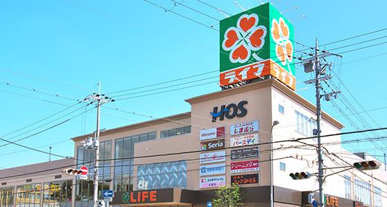 河内小阪駅 約650m(徒歩9分)