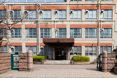 名古屋市立あずま中学校 約1,030m(徒歩13分)