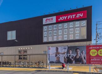 JOYFIT24津桜橋 約390m(徒歩5分)