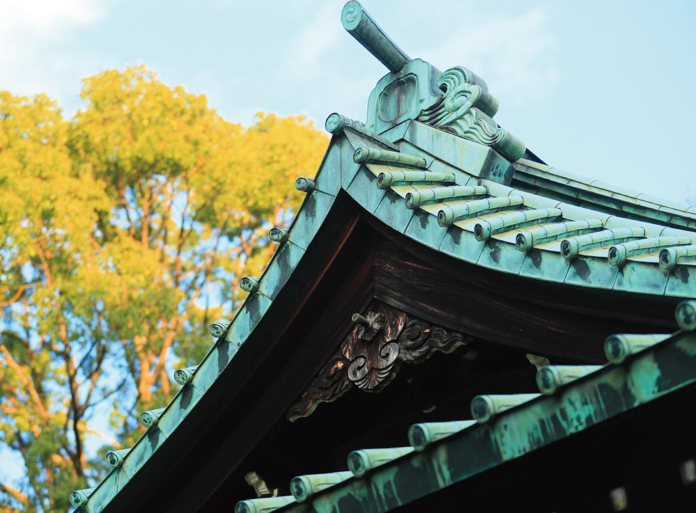 代々木八幡神社 約260m(徒歩4分)