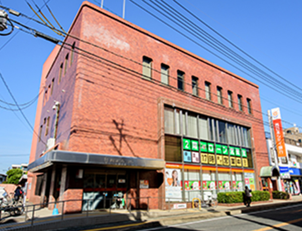 西日本シティ銀行 前原支店 約960m(徒歩12分)