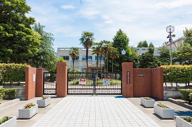 市立瑞穂ヶ丘中学校 約120m(徒歩2分)