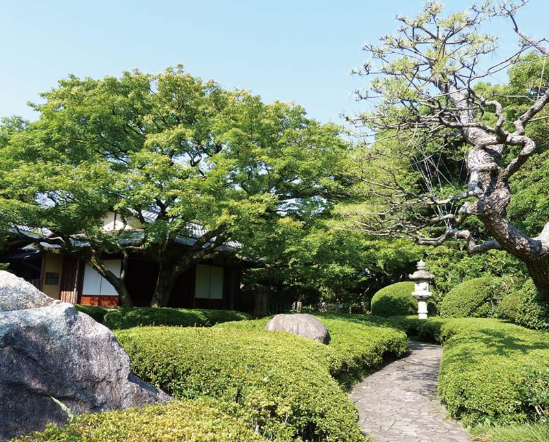 松風園 約130m(徒歩2分)