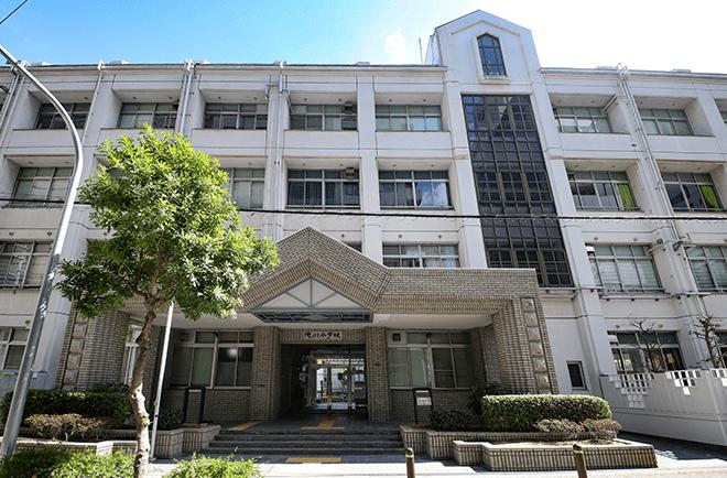 市立滝川小学校 約400m(徒歩5分)