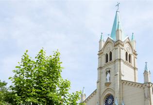カトリック赤羽教会 約530m(徒歩7分)