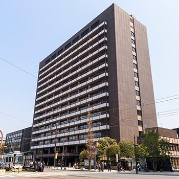 熊本市役所 約1,540m(徒歩20分)