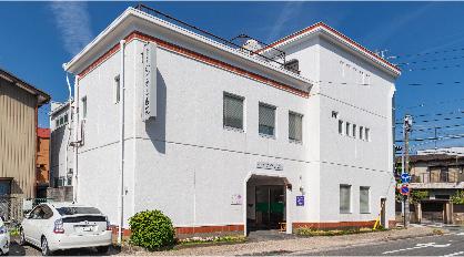 かげやま医院(泌尿器科・循環器科・血液透析) 約110m(徒歩2分)
