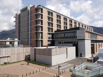 北九州総合病院 約385m(徒歩5分)