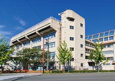 博多中学校 約620m(徒歩8分)