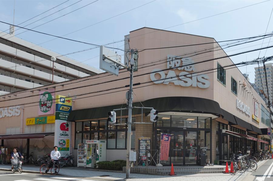 阪急オアシス 同心店・サーバ 北区同心店 約310m(徒歩4分)