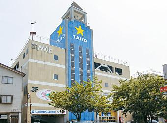 スーパーセンターTAIYOリンドマール店 約40m(徒歩1分)