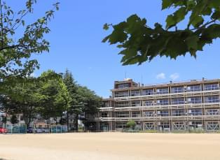 三河台小学校 約320m(徒歩4分)