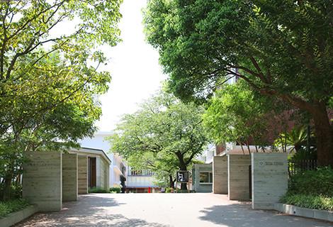 上智福岡中学高等学校 約1,210m(徒歩16分)