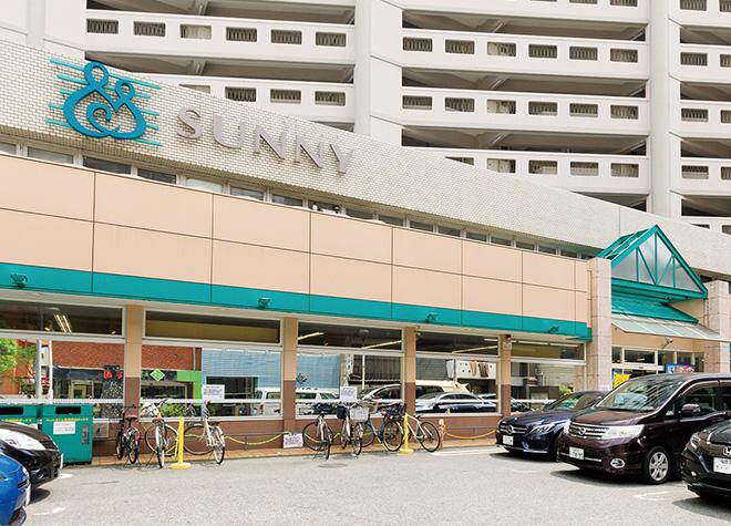 サニー平尾店 約430m(徒歩6分)
