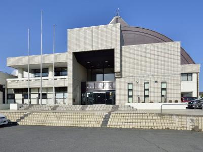 東海村総合体育館 約810m(徒歩11分)