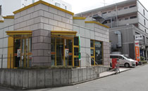 仲町台駅前郵便局 約870m(徒歩11分)