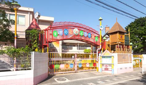 杉之子幼稚園 約290m(徒歩4分)