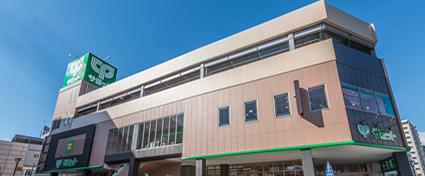 サミットストア藤沢駅北口店 約710m(徒歩9分)