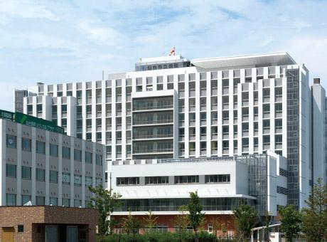仙台市立病院 約850m(徒歩11分)