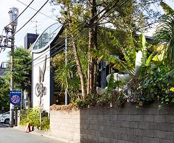 岡本太郎記念館 約400m(徒歩5分)