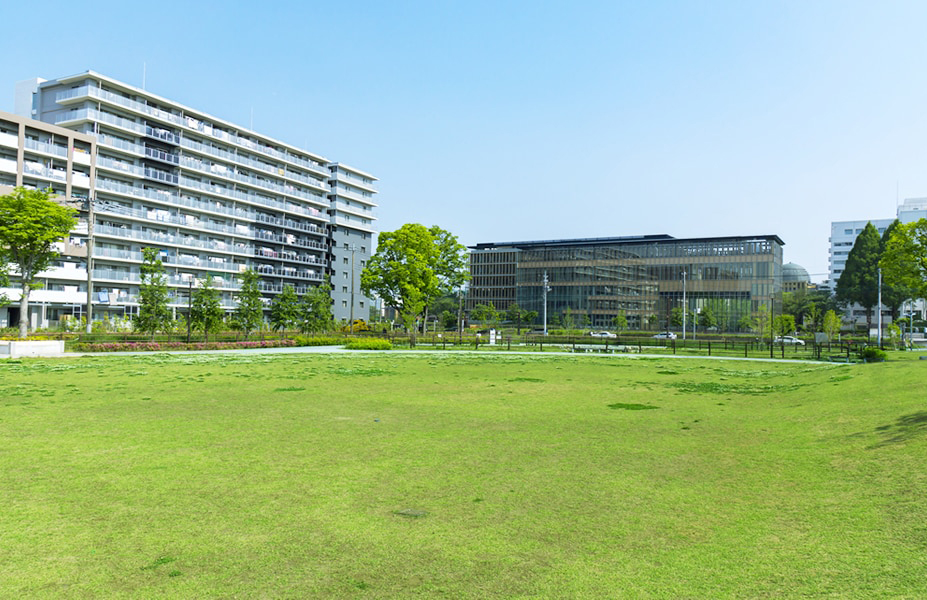 松原団地記念公園 約70m(徒歩1分)