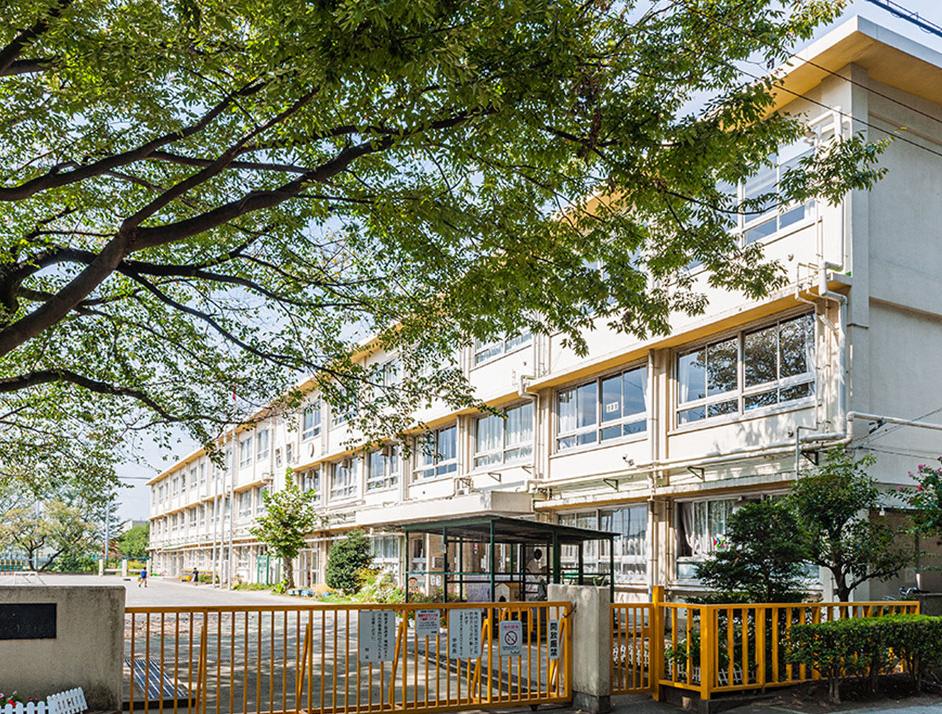 小平第八小学校【通学校】 約1,280m(徒歩16分)