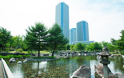 二子玉川公園 約920m(徒歩12分)