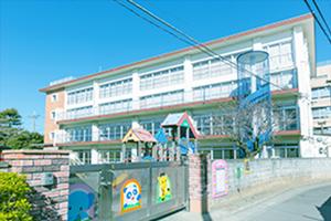 中野島幼稚園 約600m(徒歩8分)