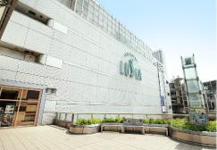 ラスカ茅ヶ崎店 約640m(徒歩8分)