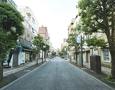 えるもーる鳥山(商店街) 約720m(徒歩9分)