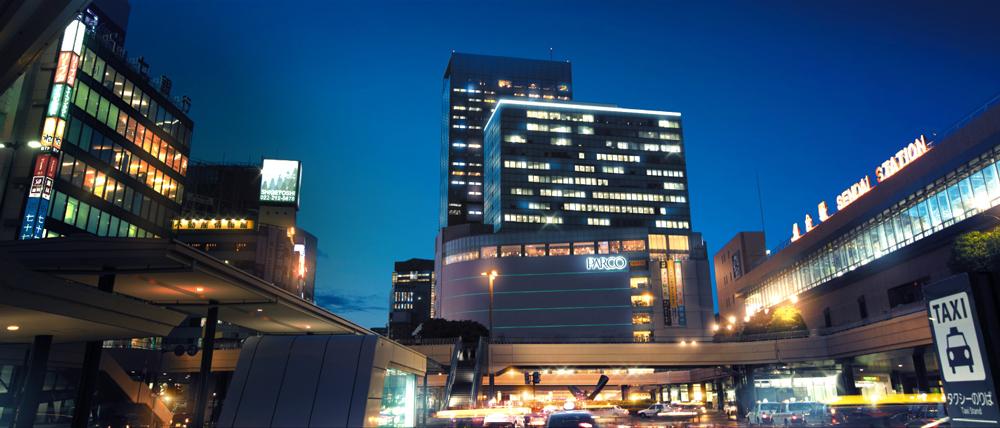 仙台駅前 約800m(徒歩10分)