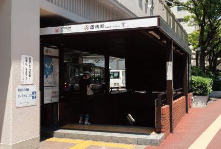 地下鉄空港線「藤崎」駅 約190m(徒歩3分)