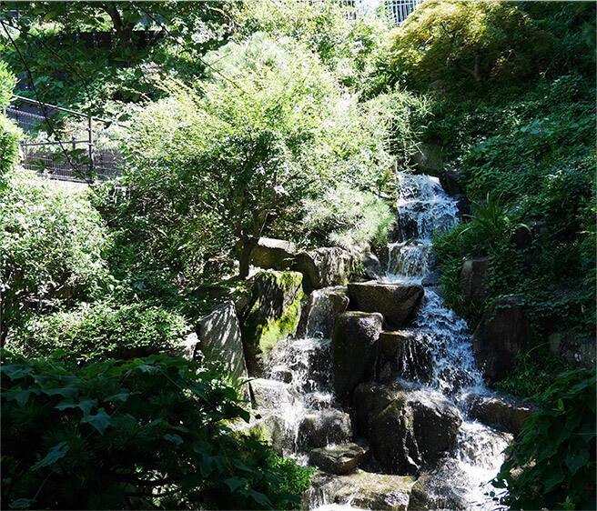 区立西郷山公園 約530m(徒歩7分)