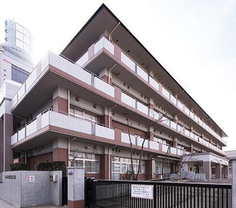 市立上杉山通小学校★ 約750m