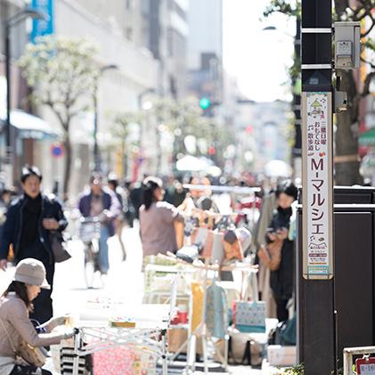 三鷹中央通り商店街 約230m(徒歩3分)