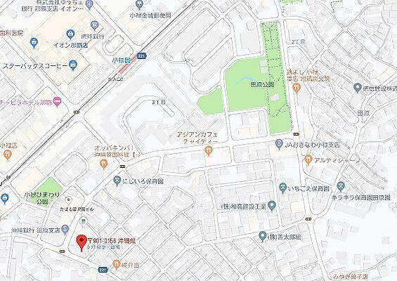 Y・Kハウジングの周辺地図