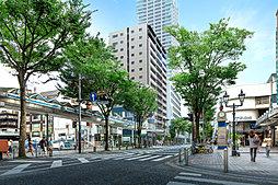 クリオ横須賀中央の外観