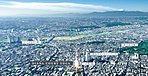 現地周辺空撮写真(一部画像処理有り)