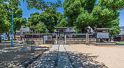 北畠公園 約100m(徒歩2分)
