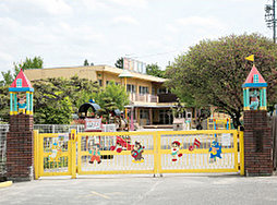 私立 那加幼稚園 約580m(徒歩8分)